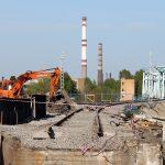 Строительство станции МЦК «Верхние Котлы»